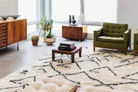 Update Your front room with A Moroccan Berber floor covering