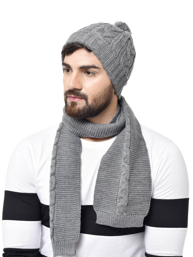 How woolen muffler protects the human body?