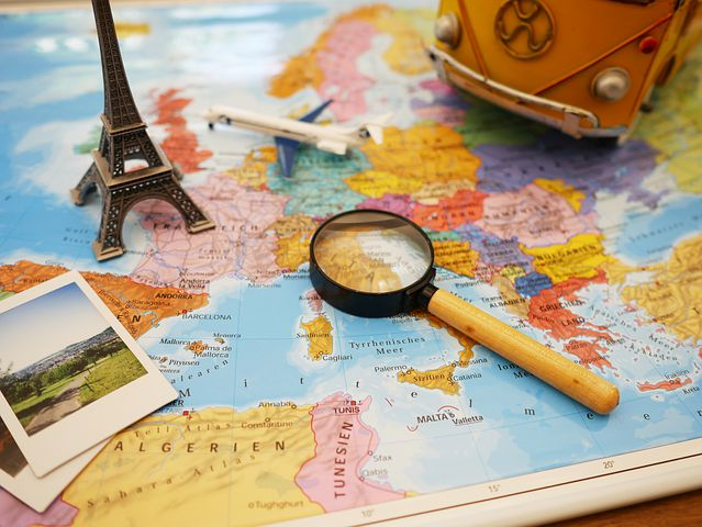Planning Your Trip – Caravan, Motorcycle, vacation of Any type